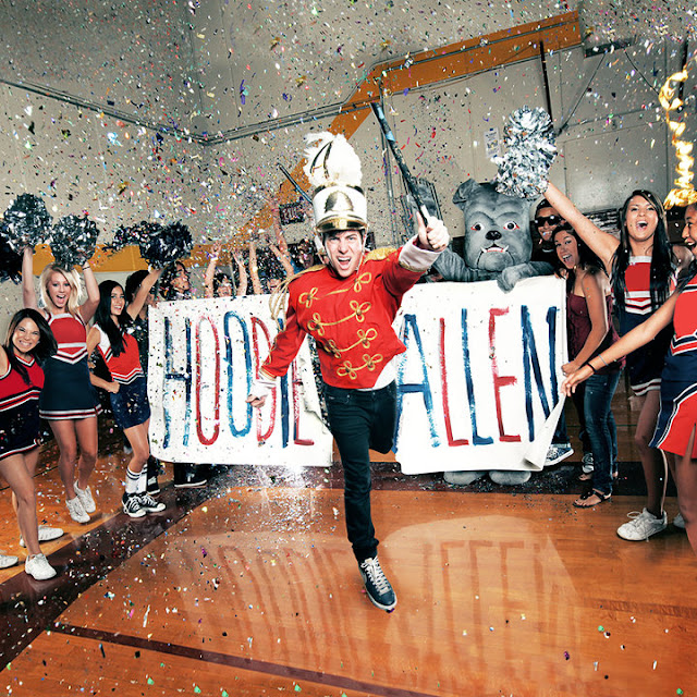 hoodie allen 2 MIXTAPE OF THE MONTH