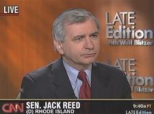 Dem. Senator Jack Reed