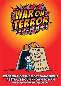 War on Terror: The Board Game