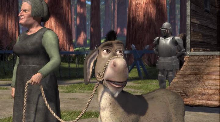Capturas de Shrek en Español Latino