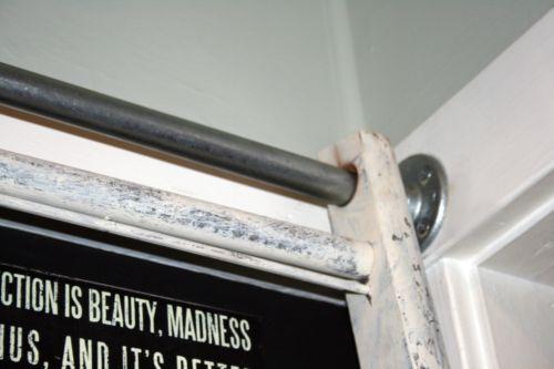 Sliding ladder archives diy show off diy decorating for Ladder project