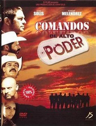 Comandos de Alto Poder 2010 - DVDRip-KVCD