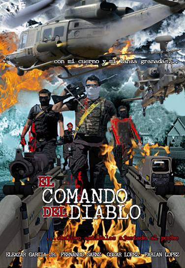 El comando del diablo - Narcopelicula Mexicana 2011.