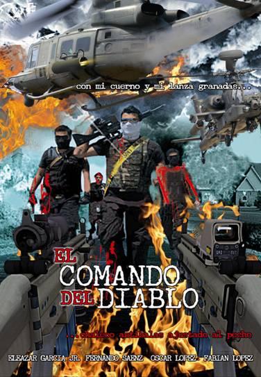 El comando del diablo - Narcopelicula Mexicana 2011.