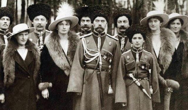 czar nicholas ii. Tsar Nicholas II and his