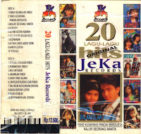 "Album ""20 Lagu-lagu Hits Jeka Records"""