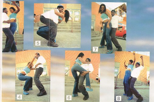 Baila Champeta