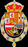 ARMAS DE CARLOS II