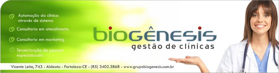 Biogênesis - Gestão de clínicas