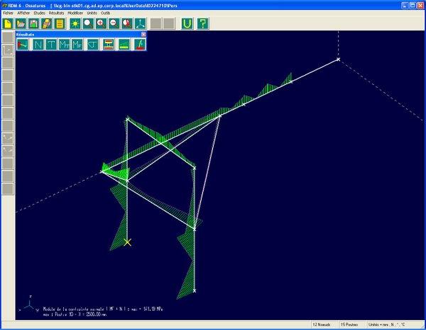 April 2009: Calculations, using RDM6