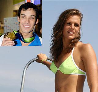 Laure Manaudou naked because of boyfriend Luca Marin? laure manaudou nue