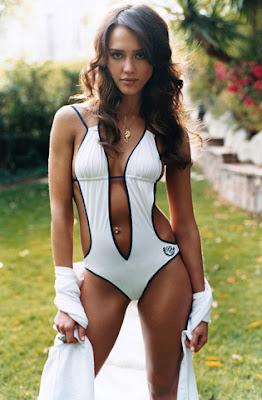jessica alba in bikini