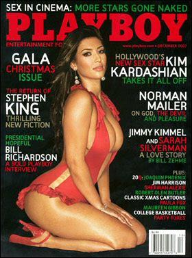 Free Kim Kardashian Playboy pictures
