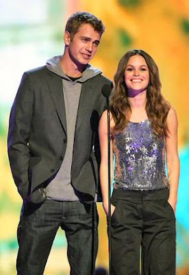 Hayden Christensen and Rachel Bilson pictures