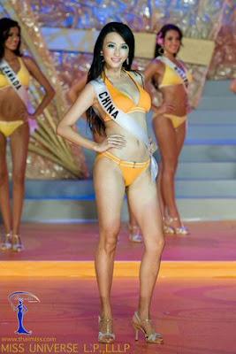 miss china bikini