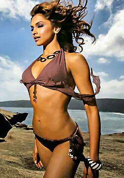 deepika padukone bikini