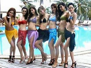Thai Bikini Girls
