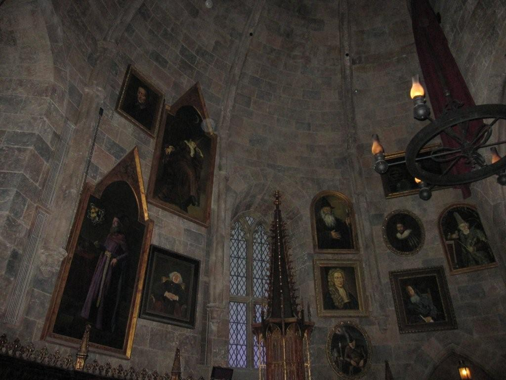 The gallery for --> Inside Hogwarts Castle Map