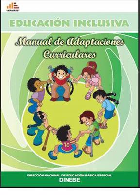Tapa del libro sobre educaciòn inclusiva