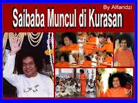 dia lahir dan tinggal di Desa Nilayam Puthaparti DAJJAL TELAH MUNCUL DI KHURASAN, INDIA SELATAN