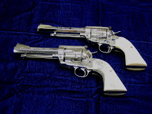 Top is full deluxe edition Reeder's No. 5 Improved, including real elephant ivory grips.