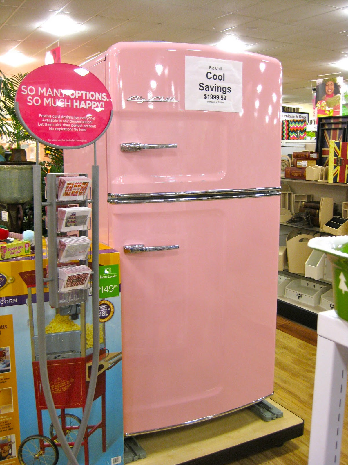 CanadianPrep: Spotted: Pink Finds in Florida