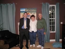 Husband, Grandson & Myself