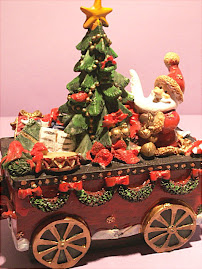 Portion of Santa Train