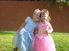 Grandma Hess's Princesses