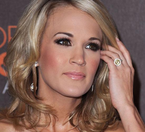 Carrie Underwood Makeup eye kande | carrie und...