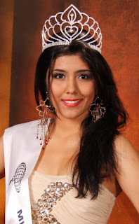 Miss Sri Lanka for Miss International 2010