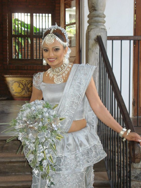 Bridal Model Anjana Weerasinghe