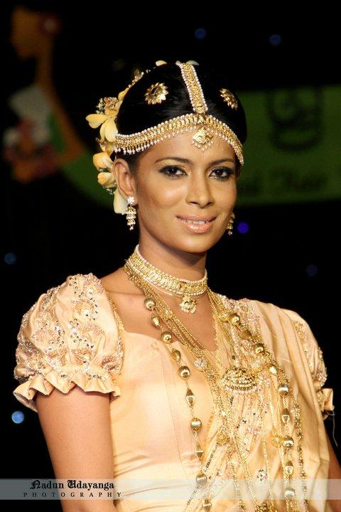 Sri Lankan Bridal Models