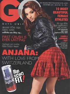 GO Magazine Sri Lanka
