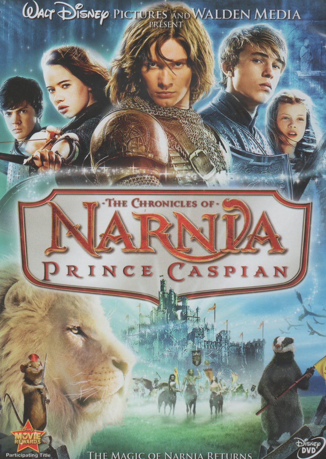 randuwa  c s lewis narnia series i suppose at one time it was the cat s meow of children s serial fantasy fiction written as christian apologetic allegory