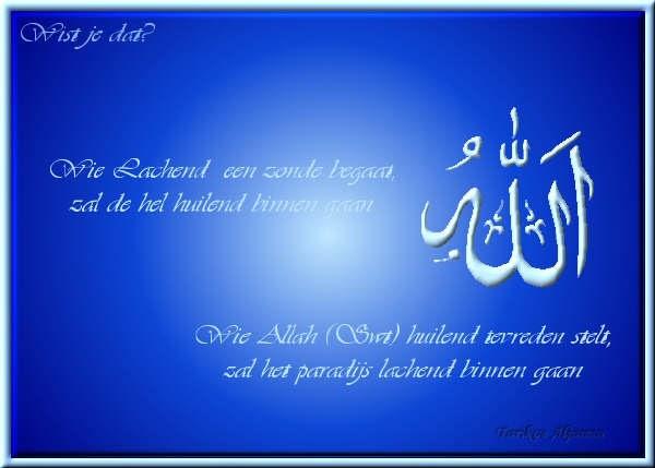 Islamitische gedichten open je hart