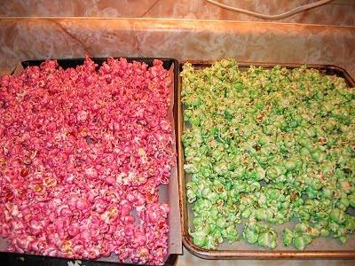 color popcorn - Pop Corn Color