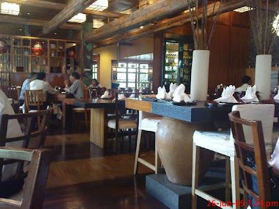 Genji Japanese Restaurant Hilton Petaling Jaya