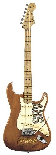 Lenny  Stevie Ray Vaughans 1965 Fender Composite Stratocaster: $623,500