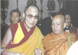 AJARN THONG VE DALAI LAMA