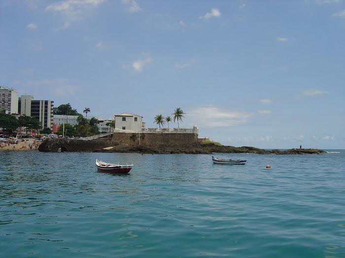 Forte de Santo Antônio na Barra
