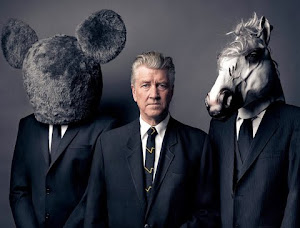 Mi hero. David Lynch