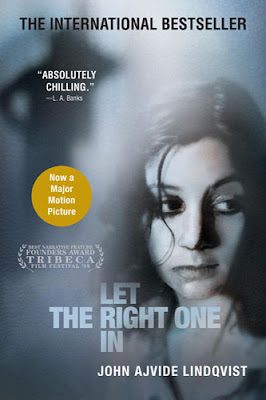 LET THE RIGHT ONE IN REVIEW BOOK