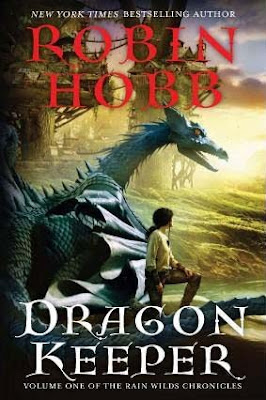 dragon keeper robin hobb book review
