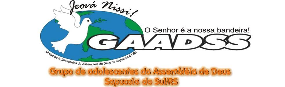 Grupo de Adolescentes Ass. de Deus Sapucaia do Sul