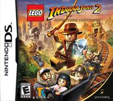 LEGO Indiana Jones 2 - The Adventure Continues