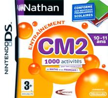 Nathan Entrainement CM2