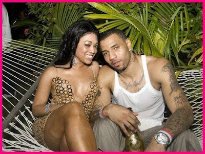 Trina latest victim is Basketball player Kenyon Martin. Kenyon is so into