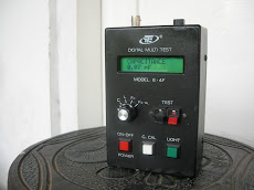 DIGITAL MULTITESTER E - 4F
