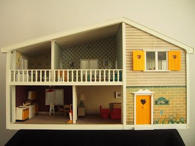 Unfinished Dollhouse Furniture Uk